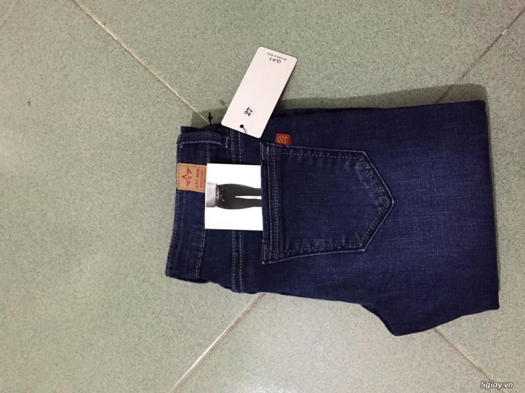 Q.P.T Jean Chuyên gia công, sản xuất , bỏ sỉ quần jean nữ , jean lửng nữ theo yêu cầu - 9