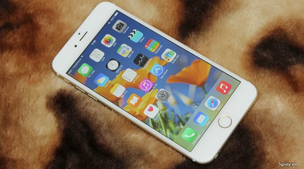 Iphone 6s plus 64G chua active moi 100% hang congty bao hành 12 thang 1 doi 1 - 4