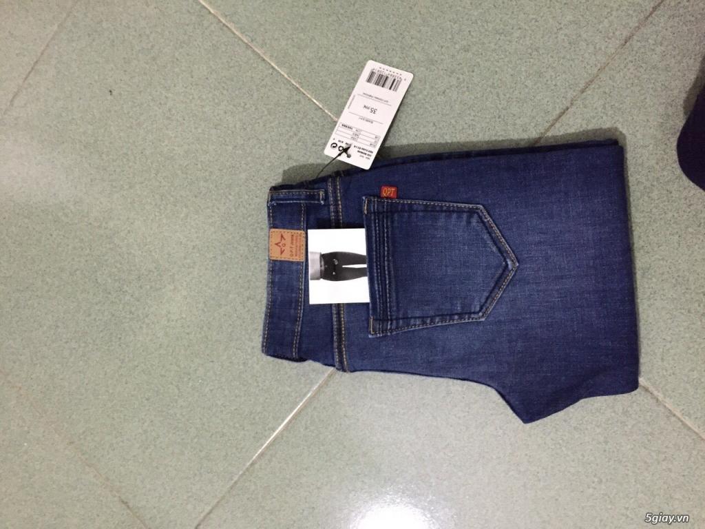 Q.P.T Jean Chuyên gia công, sản xuất , bỏ sỉ quần jean nữ , jean lửng nữ theo yêu cầu - 7