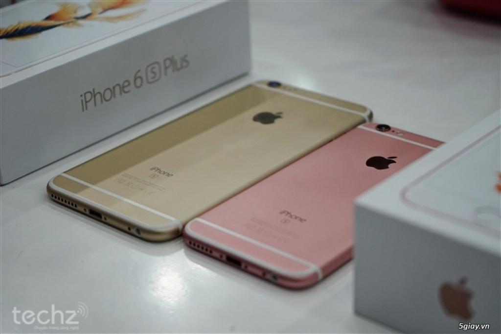 Iphone 6s plus 64G chua active moi 100% hang congty bao hành 12 thang 1 doi 1