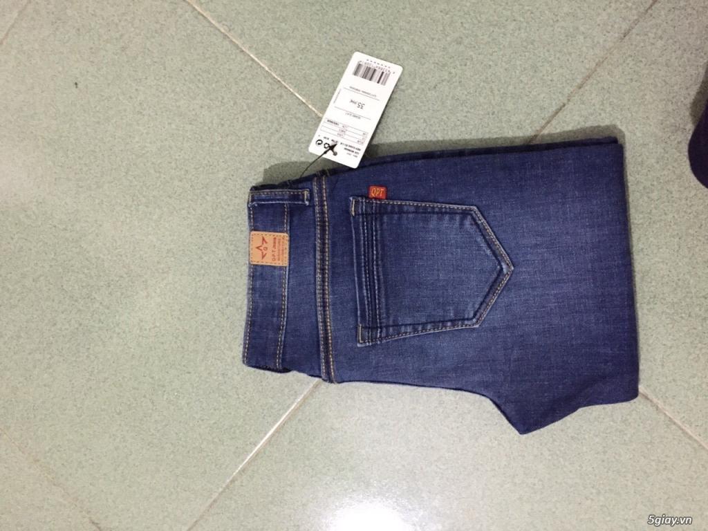 Q.P.T Jean Chuyên gia công, sản xuất , bỏ sỉ quần jean nữ , jean lửng nữ theo yêu cầu - 4