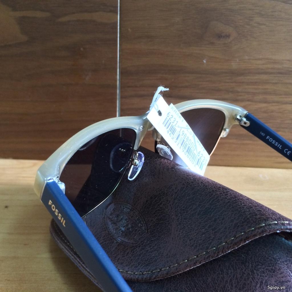 Mắt kính nam, kính mát nam hàng hiệu xách tay USA - 16