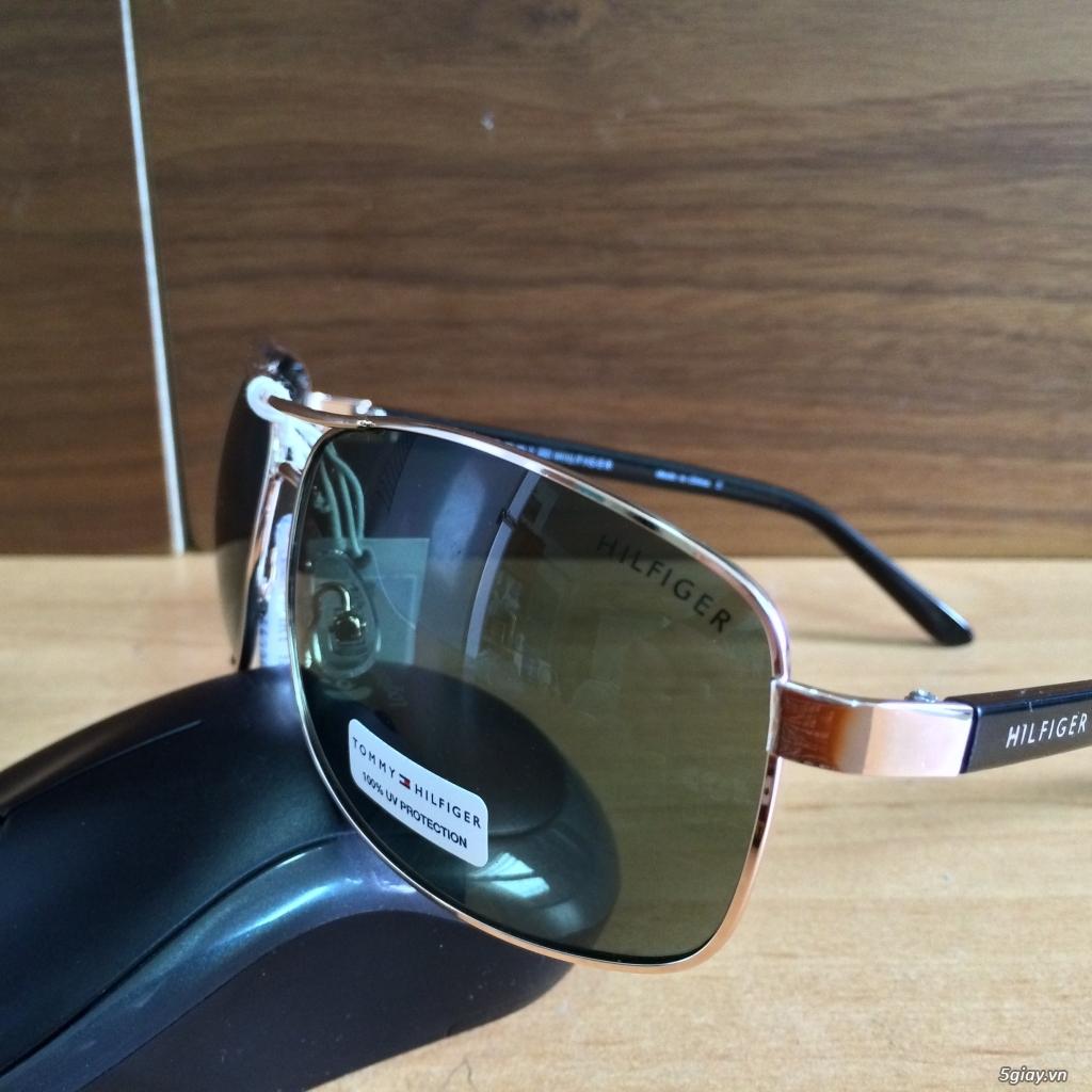 Mắt kính nam, kính mát nam hàng hiệu xách tay USA - 5