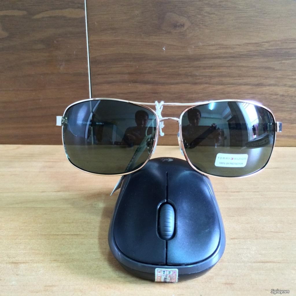 Mắt kính nam, kính mát nam hàng hiệu xách tay USA - 4