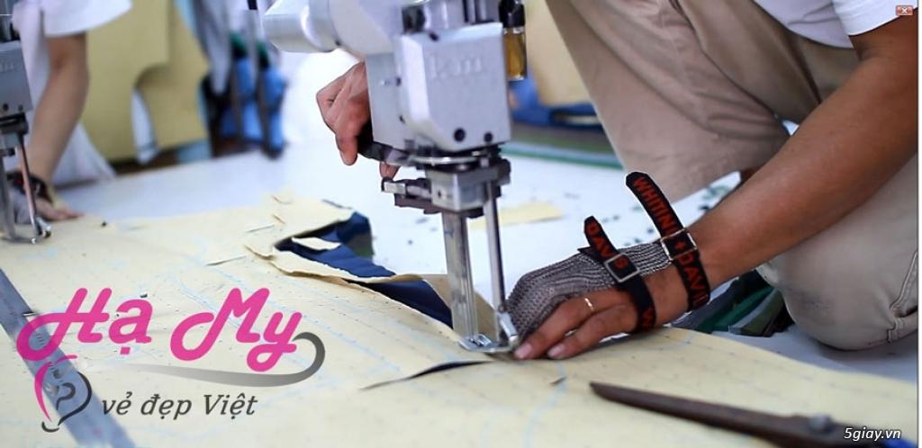 Cắt vải theo mẫu, cắt tất cả các loại vải theo mẫu chính xác số lượng