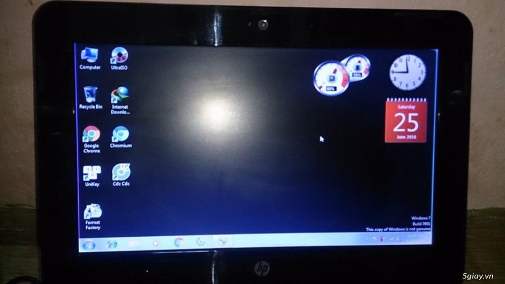 Cần bán 1 em laptop HP mini 110 để lên đời - 4