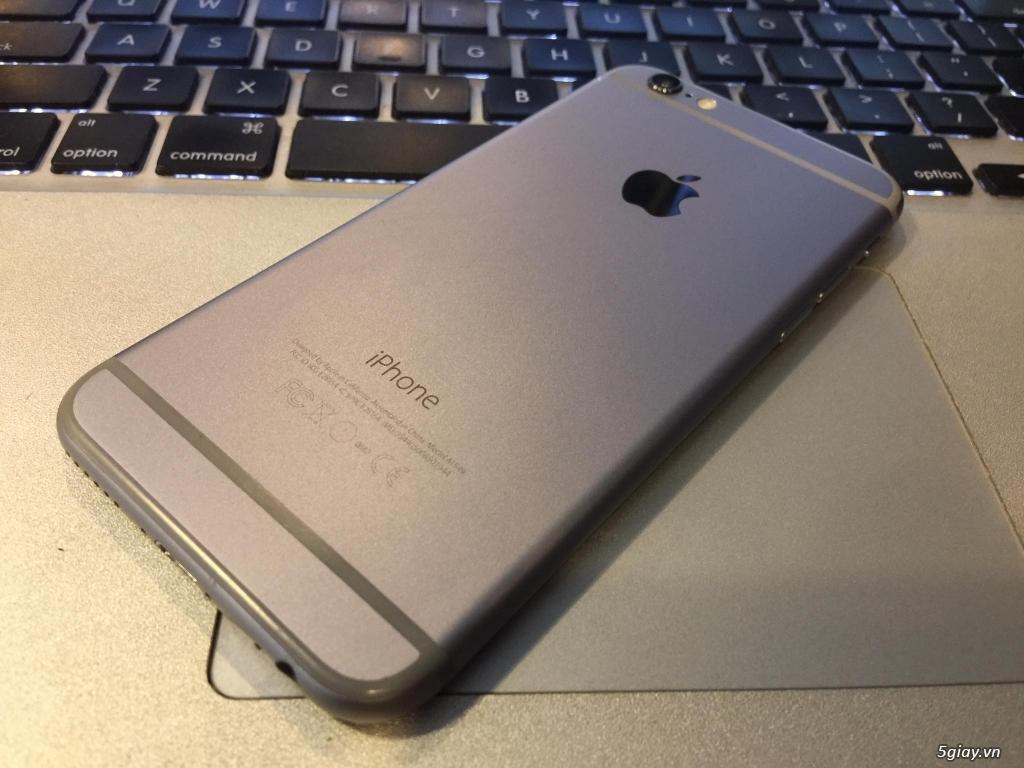 iPhone 6 128GB quốc tế màu Grey, giá còn rẻ hơn 16GB Grey - 2