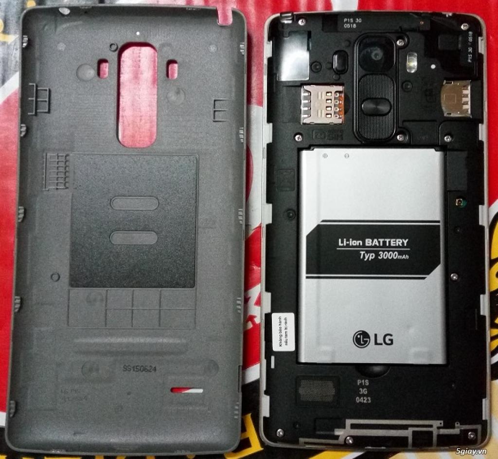 Bán LG G4 Stylus H540, chính hãng, zin chưa bung, mới 99%, giá tốt - 2