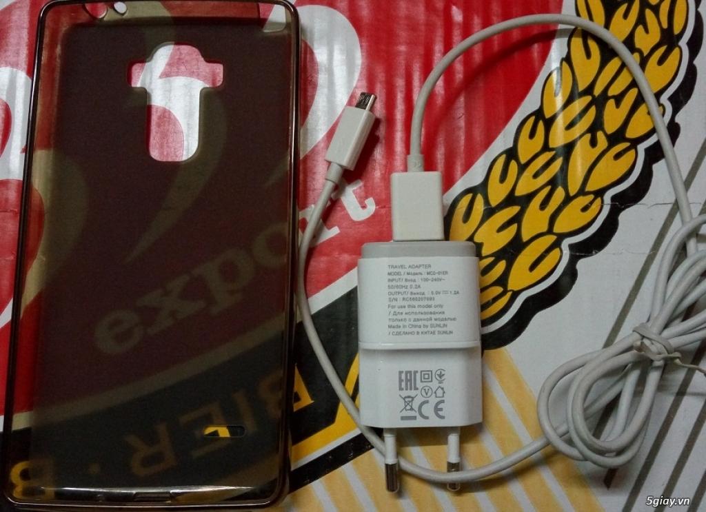 Bán LG G4 Stylus H540, chính hãng, zin chưa bung, mới 99%, giá tốt - 3