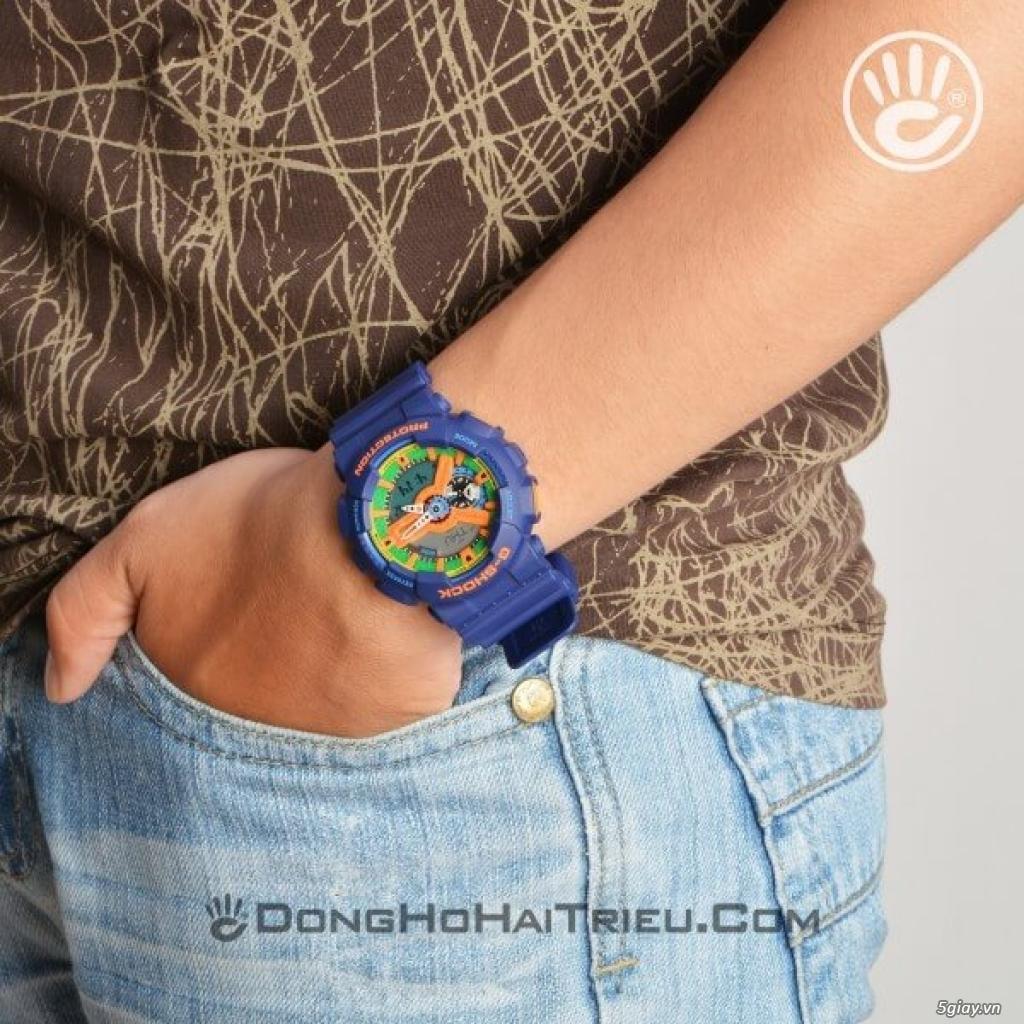 Đồng hồ G-shock vip xách tay mới 97% giá thơm - 1