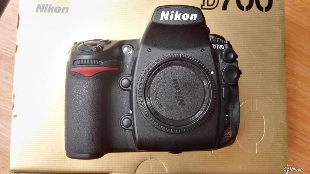 Body Nikon D700 + Lens 105f2.8 macro  Nano - 3