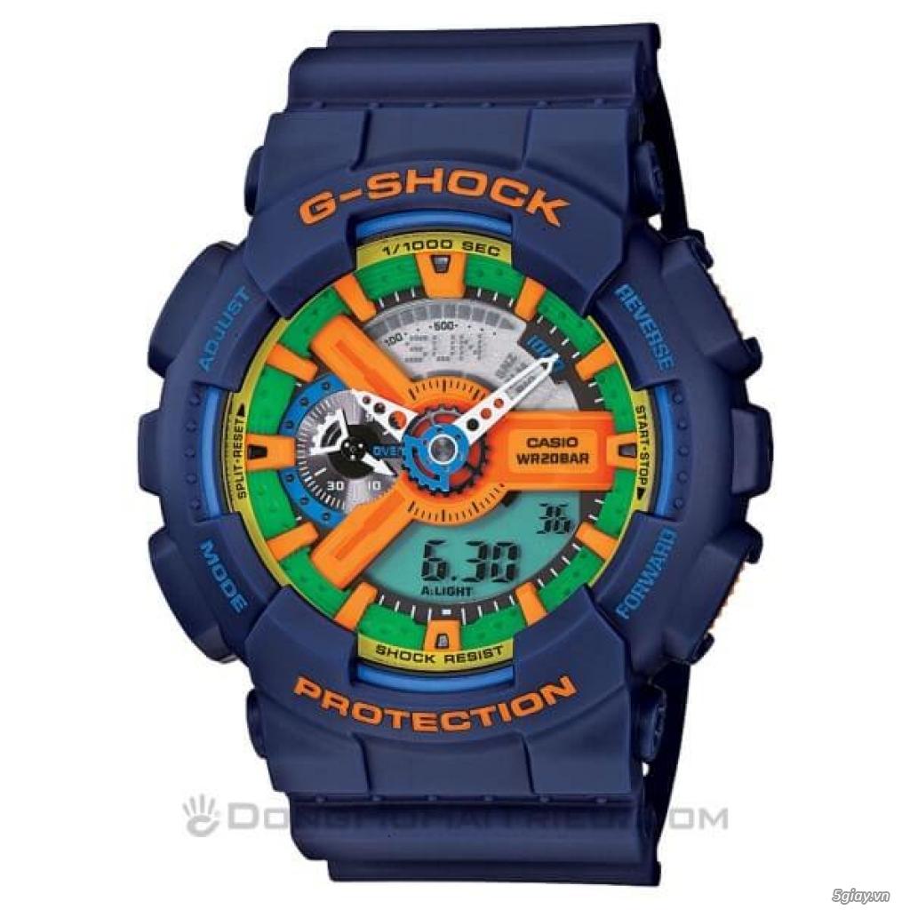 Đồng hồ G-shock vip xách tay mới 97% giá thơm
