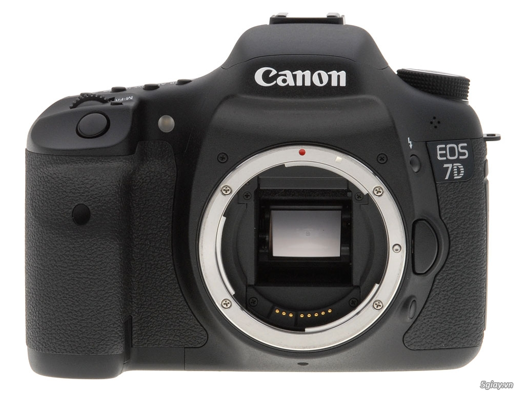 Canon 7D body, Canon 5D body only - 1