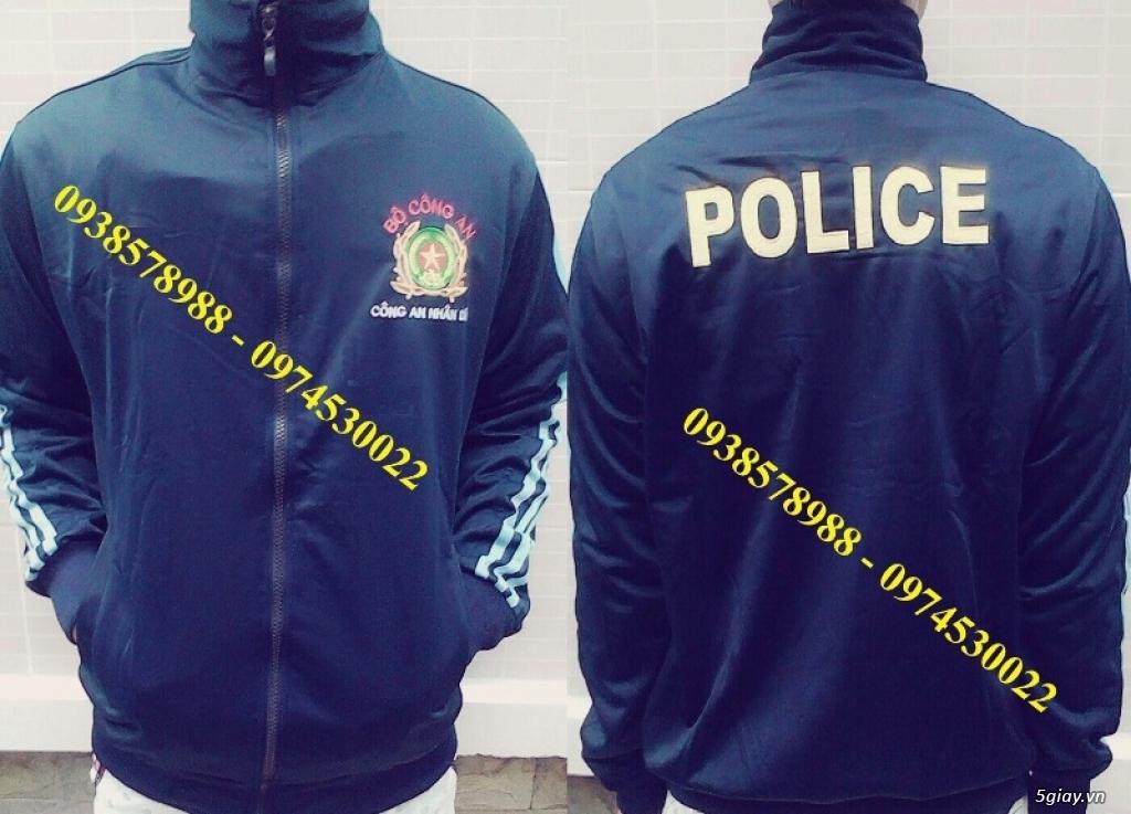 Dây nịt công an & Quân đội, túi ipad police, áo khoác police, áo khoác công an nhân dân, giầy công a - 16