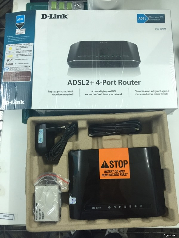Thanh lý modem D-link mới 100% | 5giay