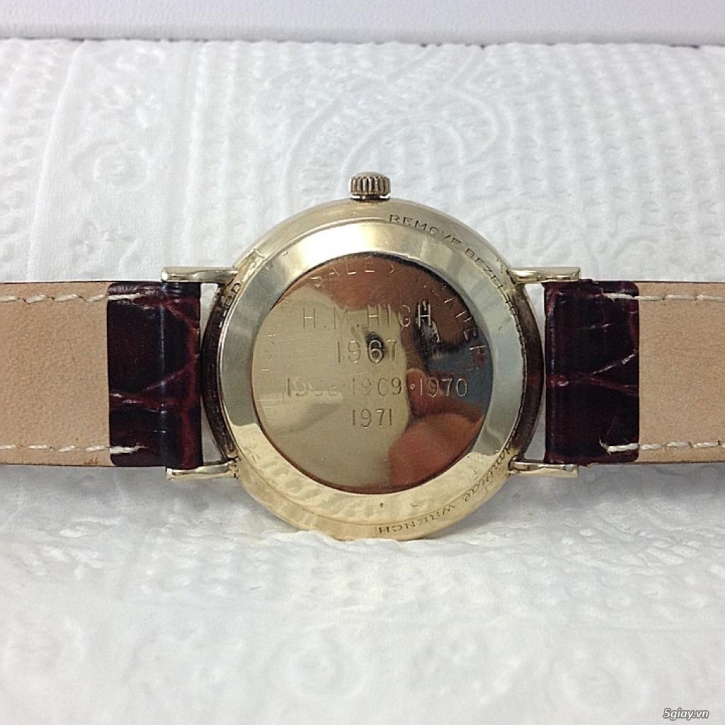 Đồng hồ cổ Longines automatic chính hãng - 5
