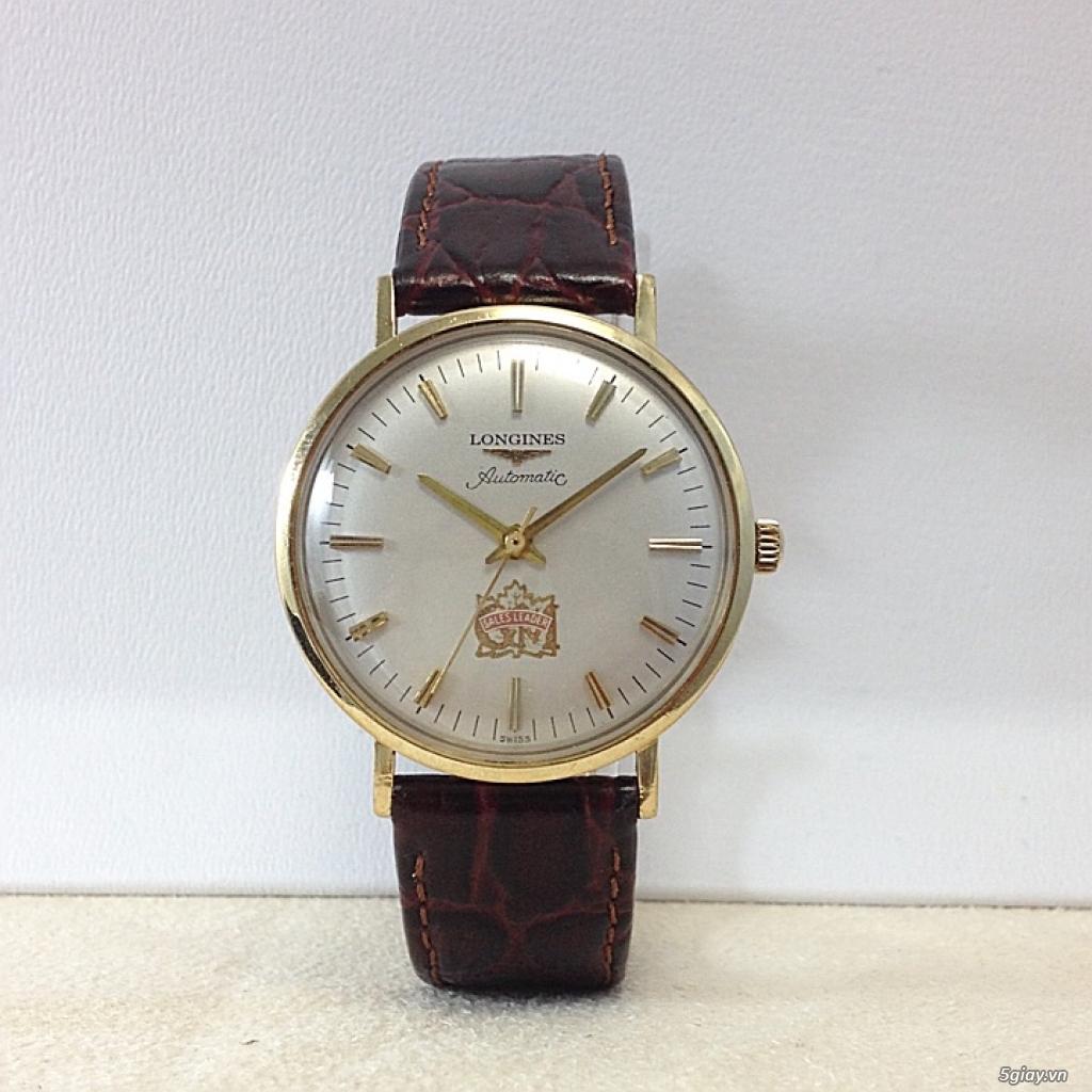 Đồng hồ cổ Longines automatic chính hãng