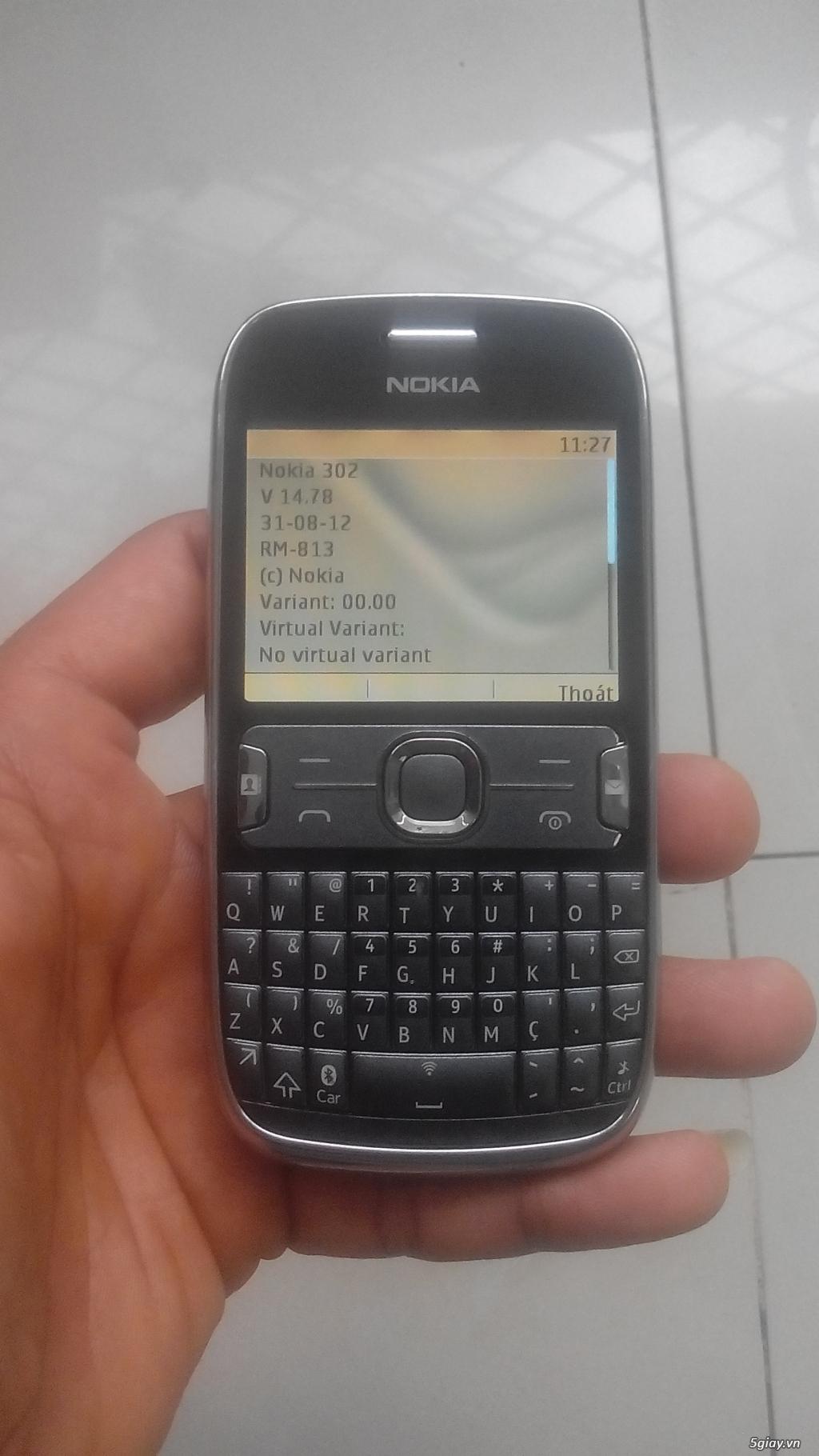 Nokia Chữa Cháy Bao Zin Đẹp Rẻ Bền Dành Cho SV-HS - 3