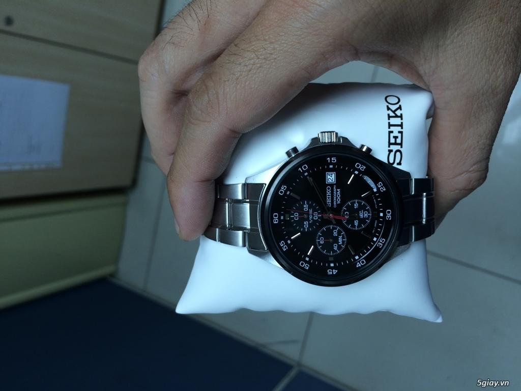 <Authentic> Đồng hồ mới 100% ship US: Movado, Seiko, Daniel Wellington, Victorinox...giá tốt - 14