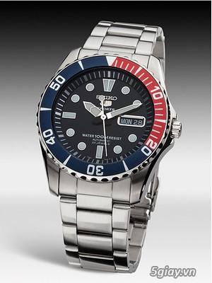 Đồng hồ Seiko - Citizen chính hãng - 17