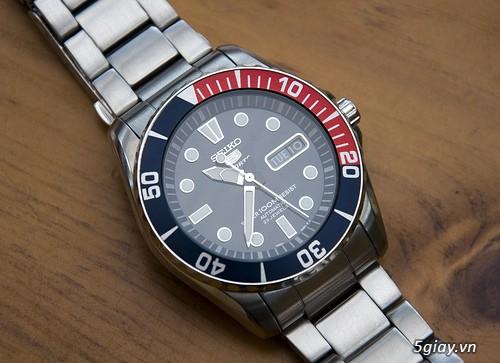 Đồng hồ Seiko - Citizen chính hãng - 20