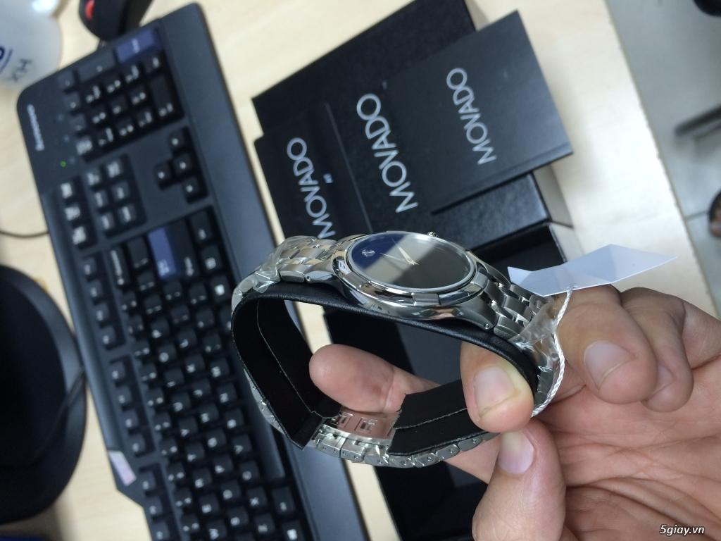 <Authentic> Đồng hồ mới 100% ship US: Movado, Seiko, Daniel Wellington, Victorinox...giá tốt - 6