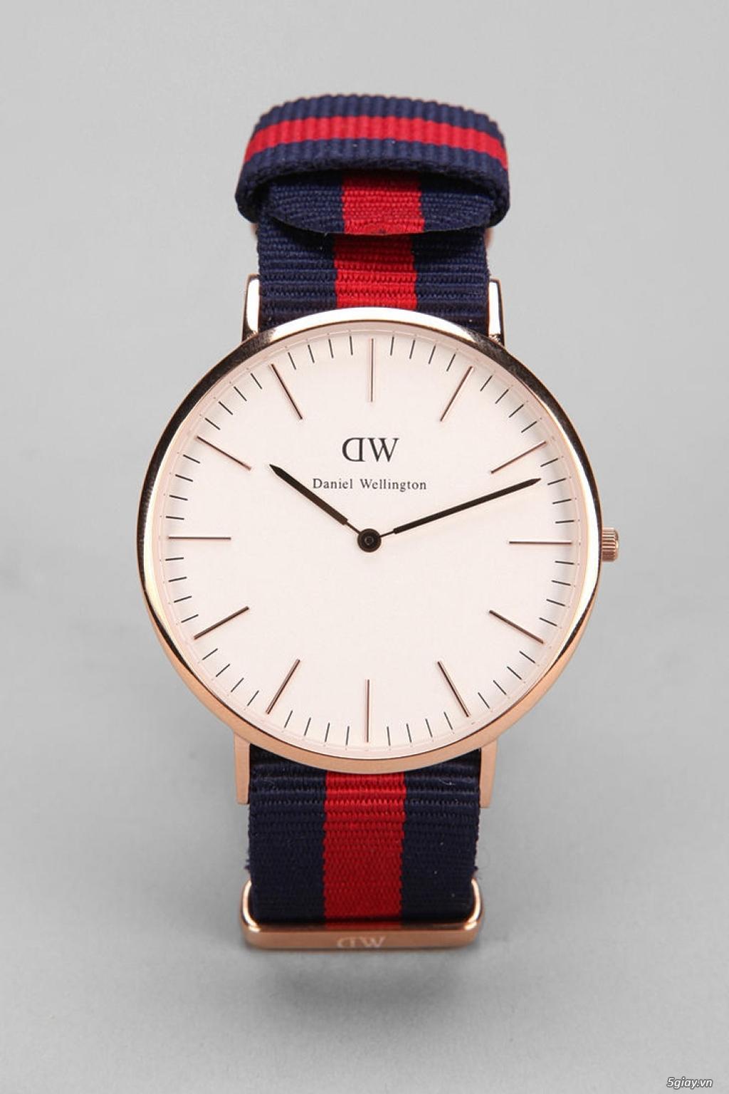 <Authentic> Đồng hồ mới 100% ship US: Movado, Seiko, Daniel Wellington, Victorinox...giá tốt - 24