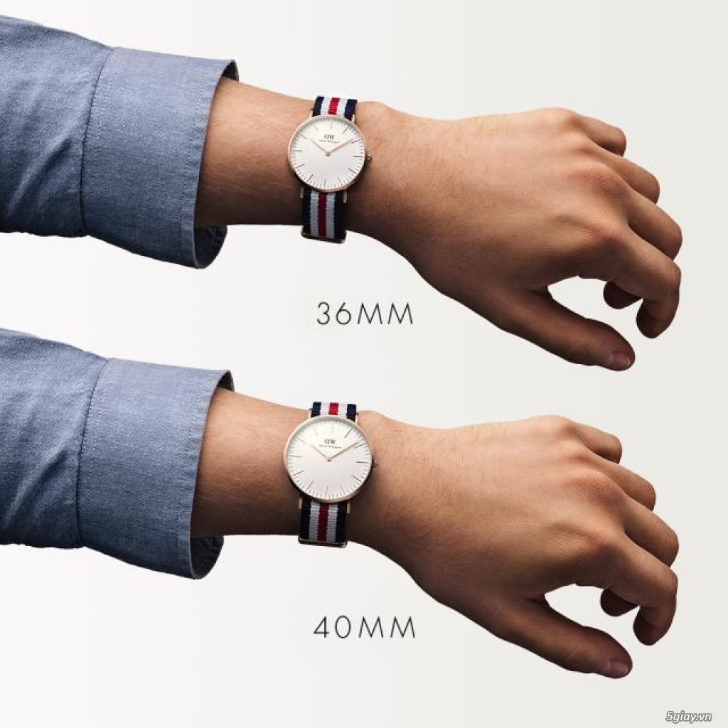 <Authentic> Đồng hồ mới 100% ship US: Movado, Seiko, Daniel Wellington, Victorinox...giá tốt - 20