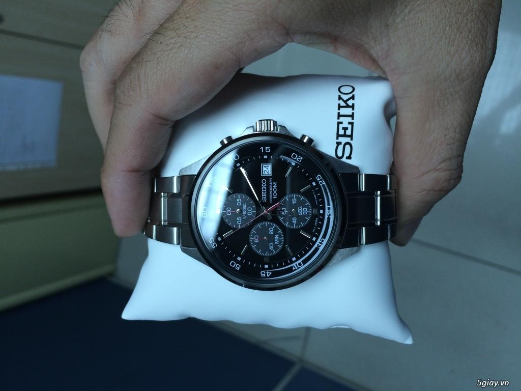 <Authentic> Đồng hồ mới 100% ship US: Movado, Seiko, Daniel Wellington, Victorinox...giá tốt - 15