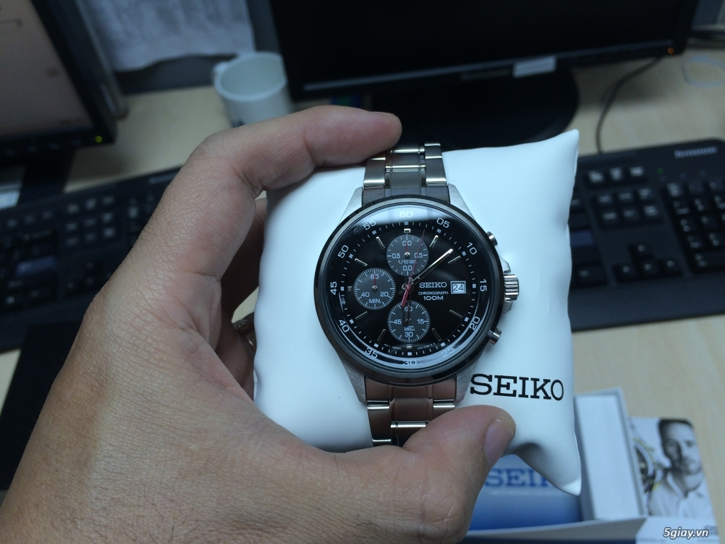 <Authentic> Đồng hồ mới 100% ship US: Movado, Seiko, Daniel Wellington, Victorinox...giá tốt - 12