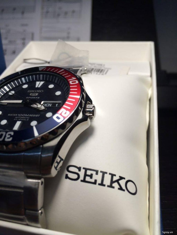 Đồng hồ Seiko - Citizen chính hãng - 19