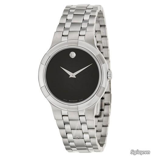 <Authentic> Đồng hồ mới 100% ship US: Movado, Seiko, Daniel Wellington, Victorinox...giá tốt