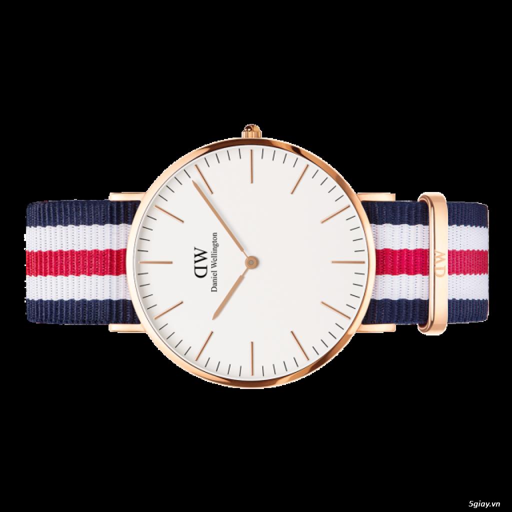 <Authentic> Đồng hồ mới 100% ship US: Movado, Seiko, Daniel Wellington, Victorinox...giá tốt - 22