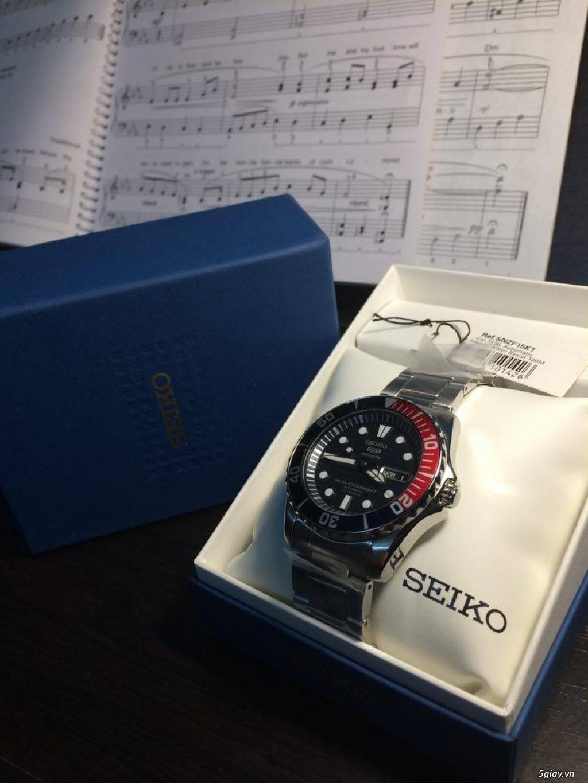 Đồng hồ Seiko - Citizen chính hãng - 18