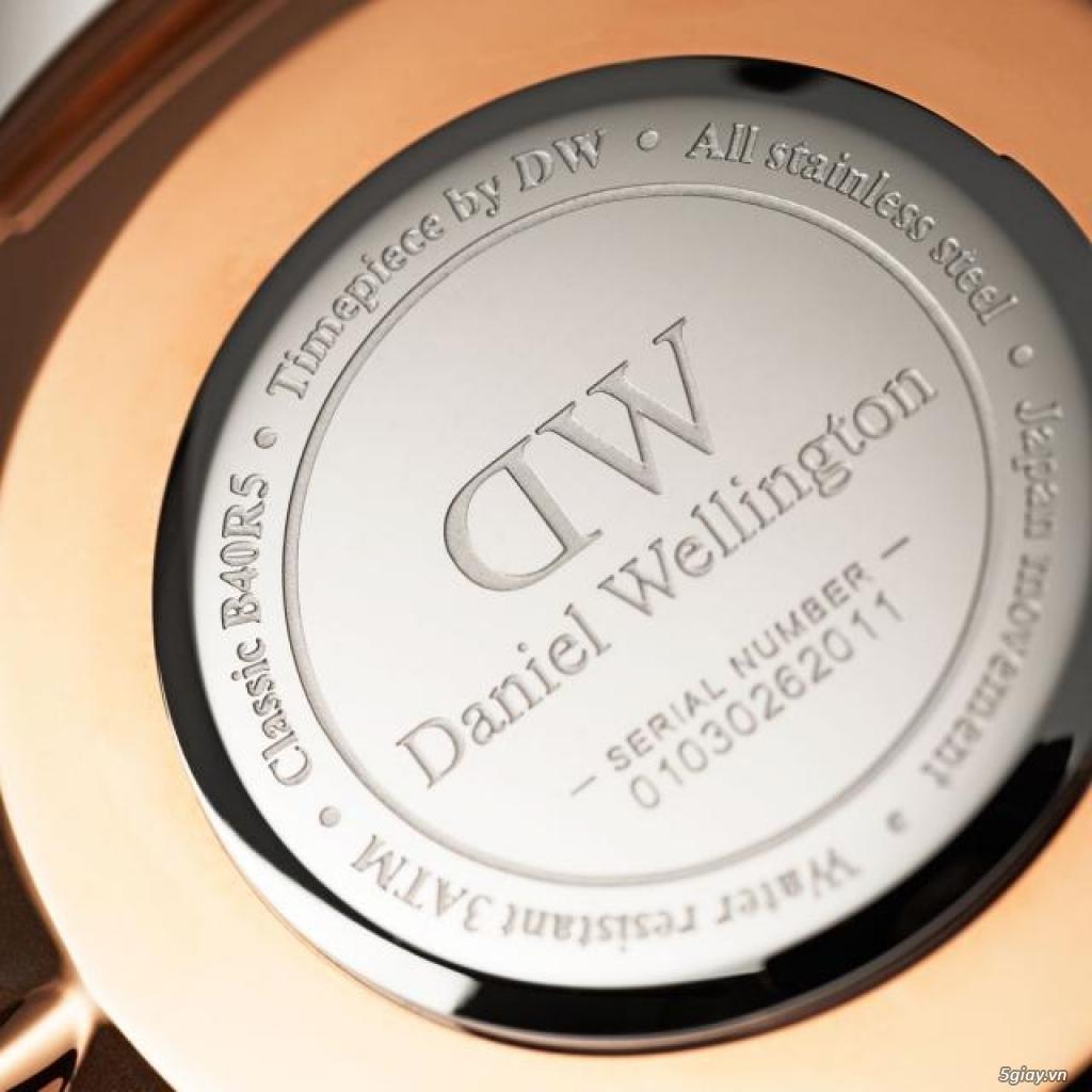 <Authentic> Đồng hồ mới 100% ship US: Movado, Seiko, Daniel Wellington, Victorinox...giá tốt - 19