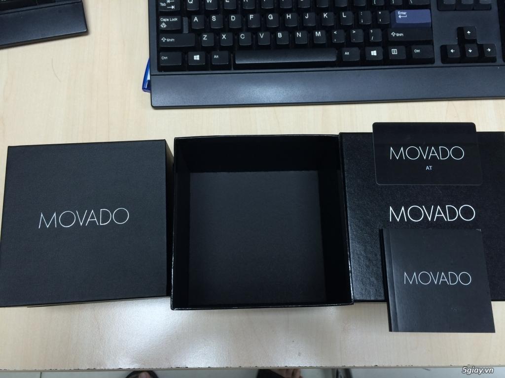 <Authentic> Đồng hồ mới 100% ship US: Movado, Seiko, Daniel Wellington, Victorinox...giá tốt - 7