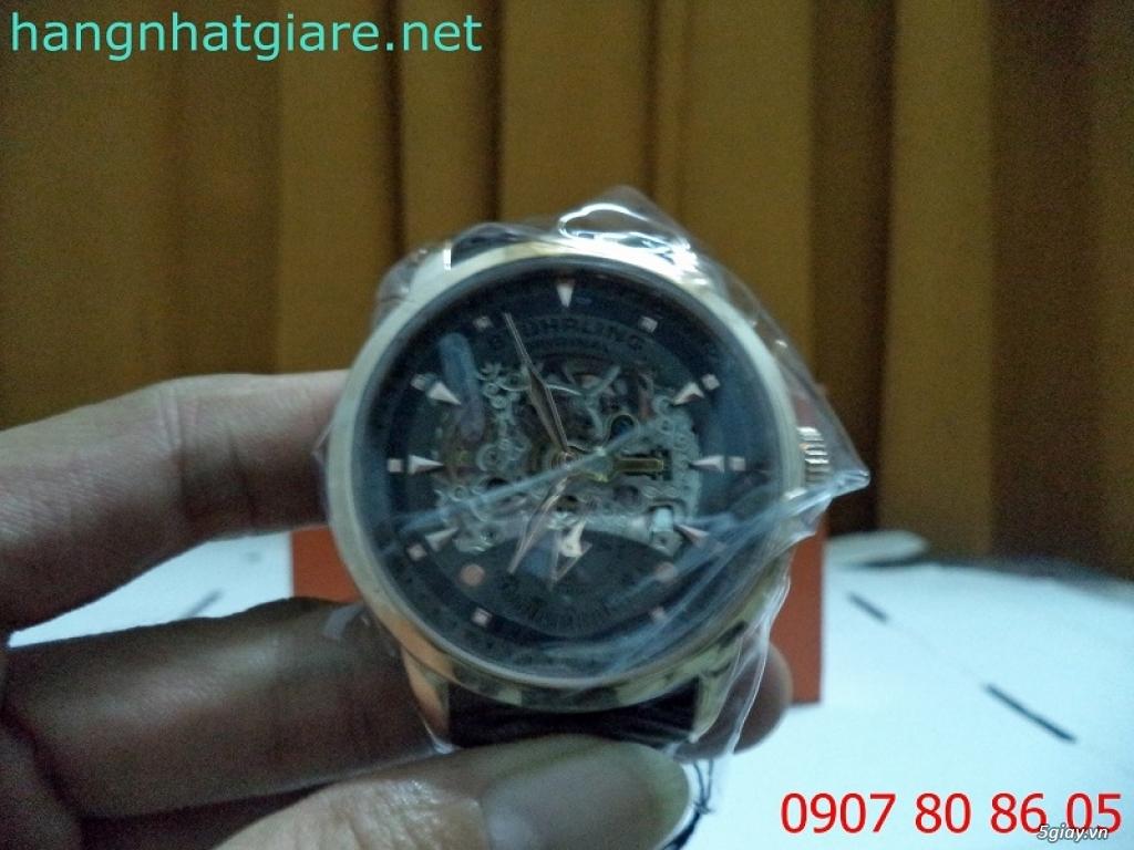 Đồng hồ Stuhrling (Cơ) - 2
