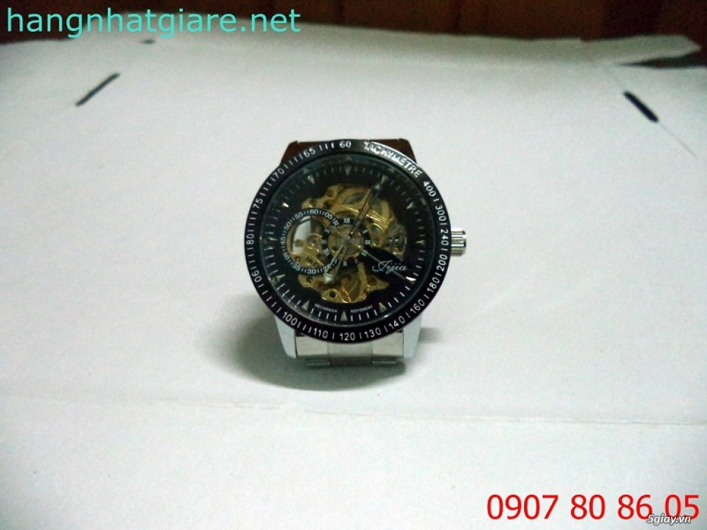 Đồng hồ cơ - 1