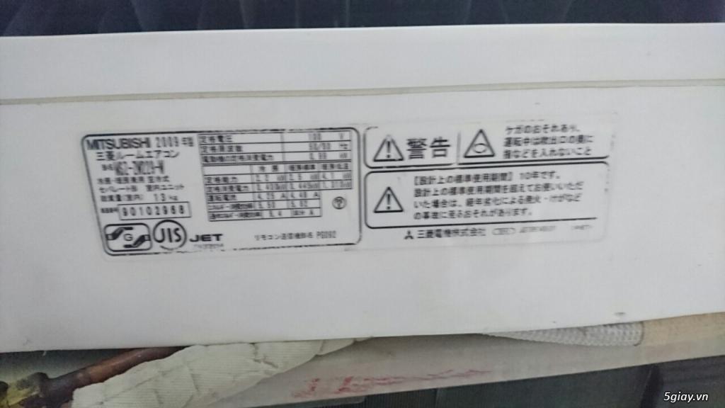 Máy Lạnh Nội Địa Nhật Inverter - Đời Cao , Máy Vip - 36