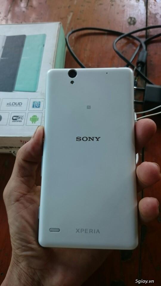 Sony C4 dual màu trắng công ty bh 6 tháng - 1