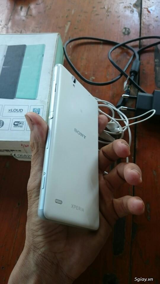 Sony C4 dual màu trắng công ty bh 6 tháng - 2