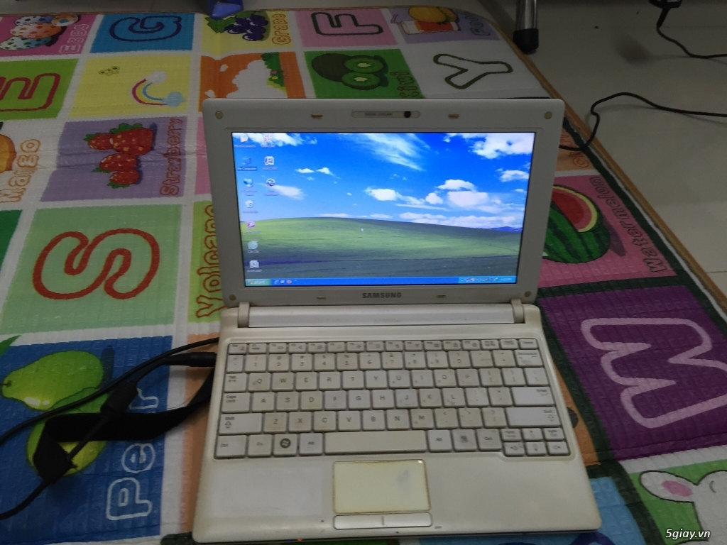 Laptop Mini Samsung N148-plus,Ram 2G,Hdd 80G,intel 3150.