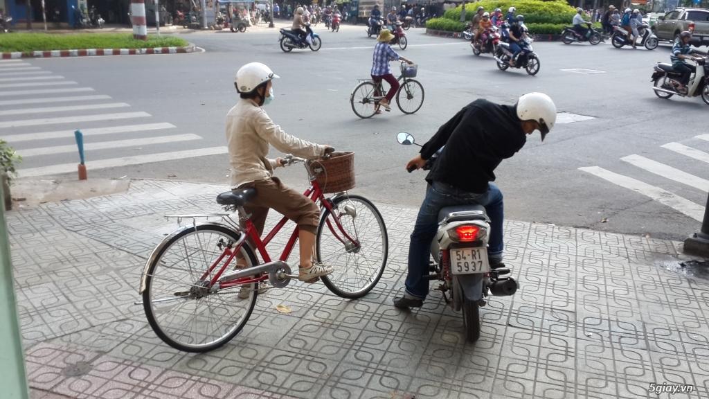 Xe đạp Nhật đã qua sử dụng giá rẻ! - 36
