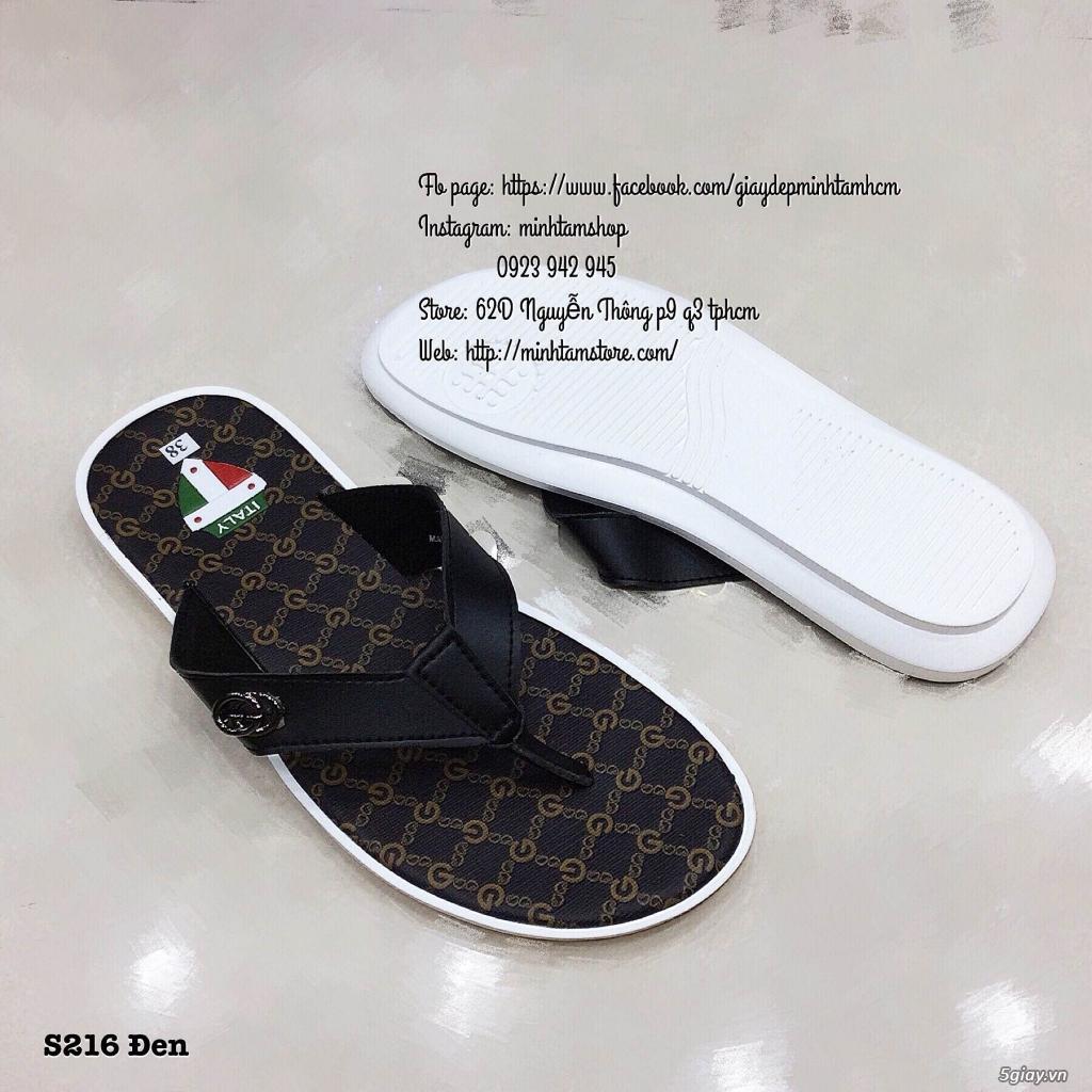 Giày dép nam thơi trang: Hermes, lacoste, adidas, prada....... - 52