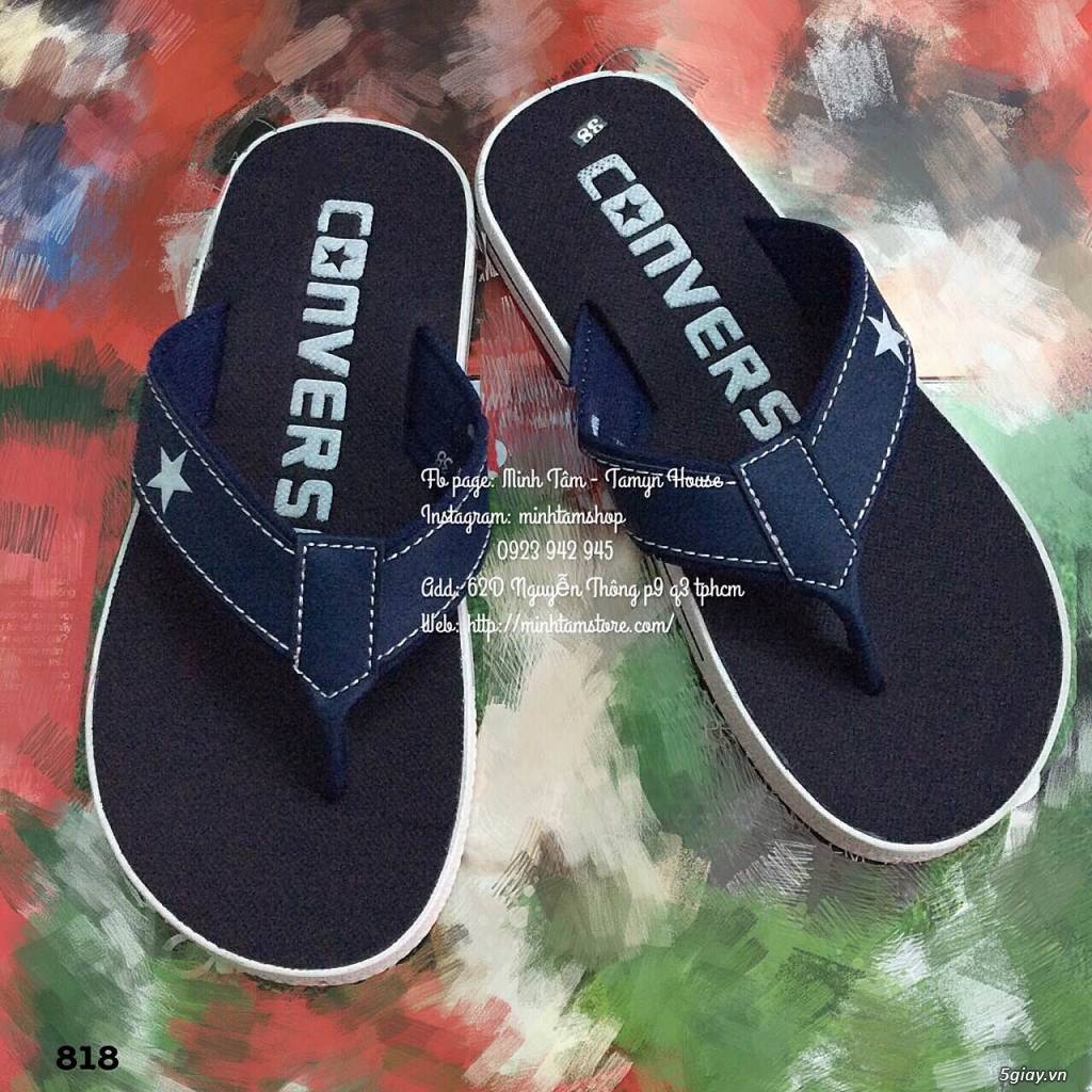 Giày dép nam thơi trang: Hermes, lacoste, adidas, prada....... - 26
