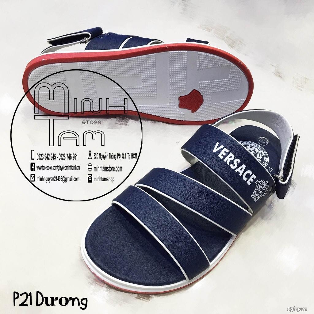 Giày dép nam thơi trang: Hermes, lacoste, adidas, prada....... - 34