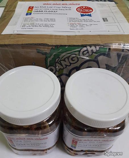 Chuyên bán Sỉ & Lẻ đặc sản Bò Khô, Ghẹ Sữa, Mực rim me từ Đà Nẵng - 3