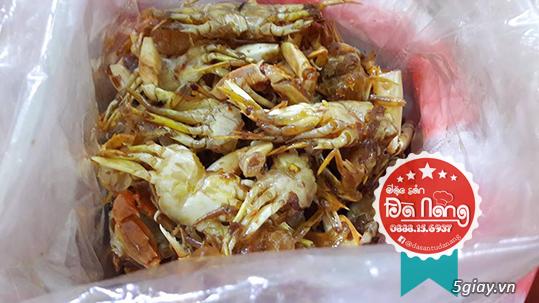 Chuyên bán Sỉ & Lẻ đặc sản Bò Khô, Ghẹ Sữa, Mực rim me từ Đà Nẵng - 5