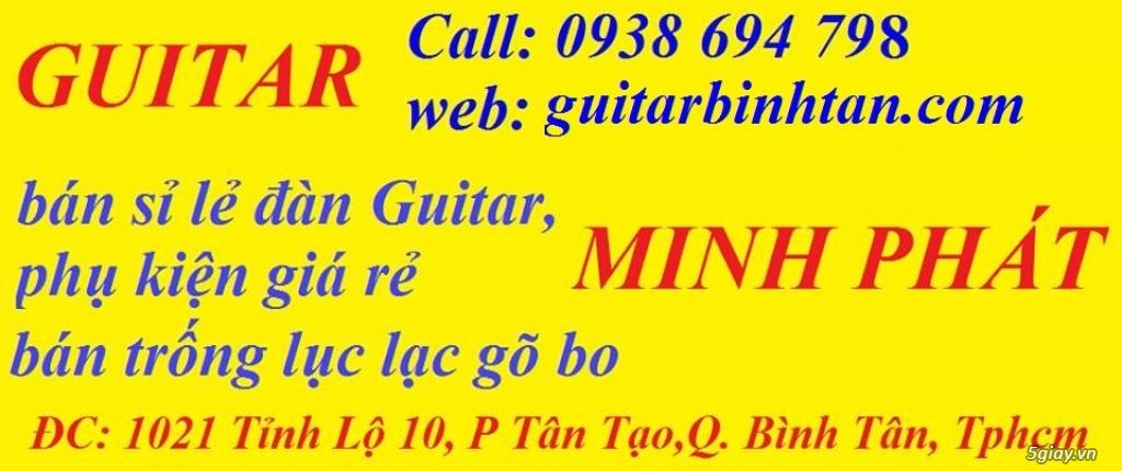 Bán đàn guitar giá rẻ quận bình tân bình chánh tân phú quận 6 chỉ 390k- guitarbinhtan.com