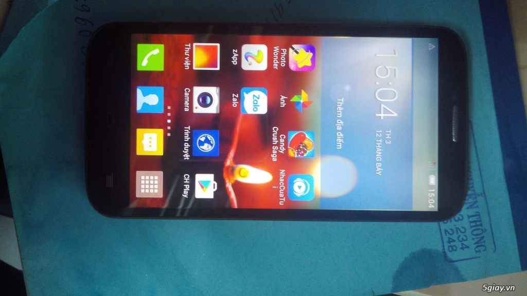 ALCATEL one touch C9 - 1